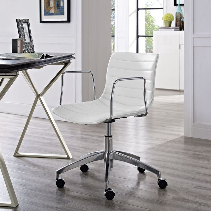 Best 25+ Office Chair Without Wheels Ideas On Pinterest