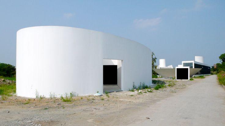 'discrete club', by wang yun, xixi wetland, hangzhou, china.Xixi Wetlands, Architects, Wang Yun, Modern Architecture, Discret Club, Architecture Modern, Convert, Modern Mimari, Chine Aesthetic