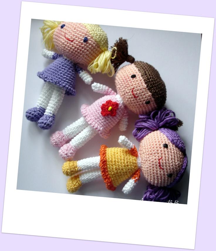 Talking Angela Amigurumi : 17 beste afbeeldingen over Crochet - Amigurumi op ...