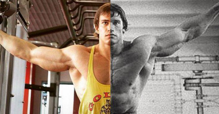 Resultado de imagem para Schwarzenegge FOTOS