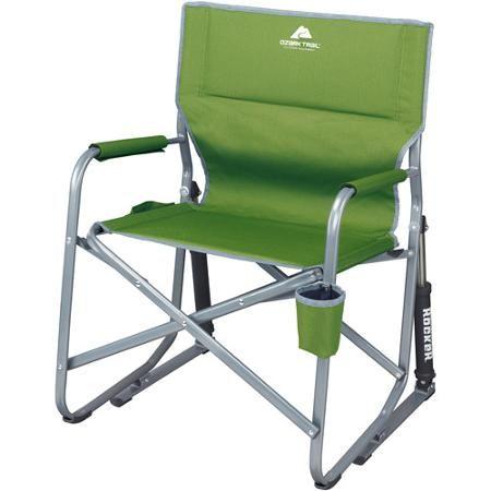 Ozark Trail Portable Rocking Chair - Walmart.com ($33)