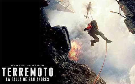 Terremoto: La Falla De San Andrés, Completa HD