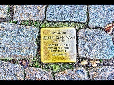 Helene Kugelmann • Kornmarkt 21 • Stolperstein in Osterode am Harz ...