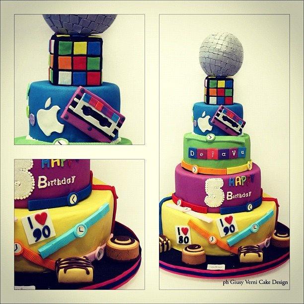 90s Cake Ideas 99505