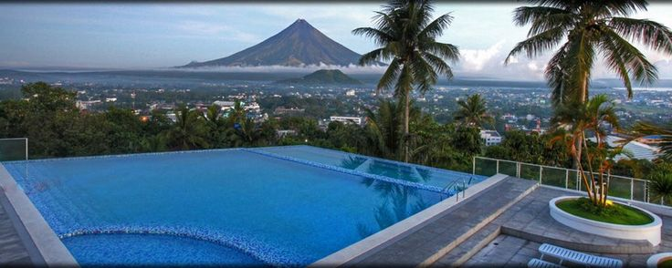 The Oriental Legazpi, hotel con vista a la ciudad - http://www.absolutfilipinas.com/the-oriental-legazpi-hotel-con-vista-a-la-ciudad/
