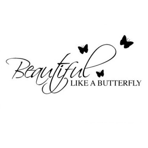 10個英文書法刺青貼 Quotes Words Tattoo Sticker 2 0 三送一: Best 25+ Butterfly Quotes Ideas On Pinterest