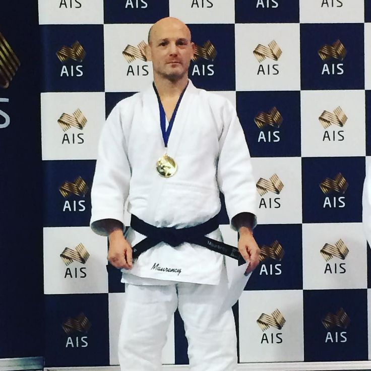 """THE COMEBACK KING HAS DONE IT   One of our first members Rob (aka Judo Rob aka Jason Statham) who's in his mid 40s has spectacularly worked off 7.5kg in the F45 Glebe 8 Week Challenge to 'make weight' to and won GOLD at the Oceania Masters Championship in Canberra last weekend.  Rob used the challenge as his tool to drop from 80kg down to his fighting weight of 72.5kg and won all 4 fights with MAXIMUM score!! From Rob: """"Last time I fought was 2009 at British Masters (1st place). Time before…"""
