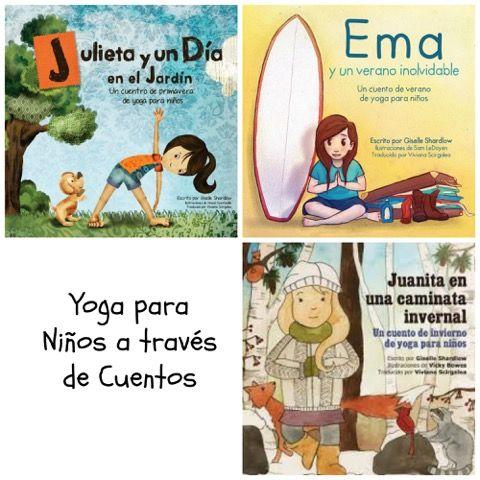 Yoga en cuentos, por @MamiTales