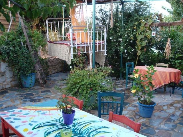 Arkoudena's Garden Restaurant Rethimno