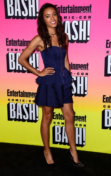 Maisie Richardson-Sellers Photos Photos - Actress Maisie Richardson-Sellers attends Entertainment Weekly's Comic-Con Bash held at Float, Hard Rock Hotel San Diego on July 23, 2016 in San Diego, California sponsored by HBO. - Entertainment Weekly Hosts Its Annual Comic-Con Party at FLOAT at The Hard Rock Hotel in San Diego in Celebration of Comic-Con 2016 - Arrivals