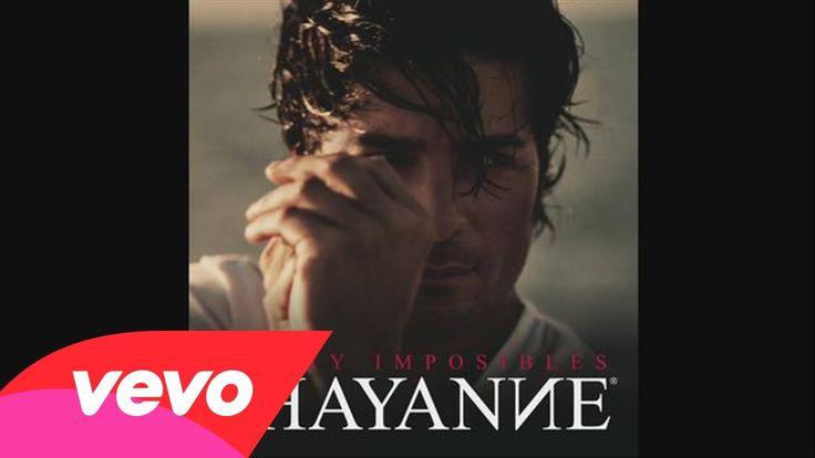 Chayanne - Si No Estás (Audio)