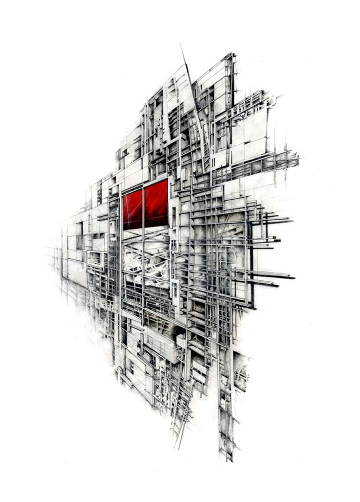 Best Architects Draw Images On Pinterest Architecture