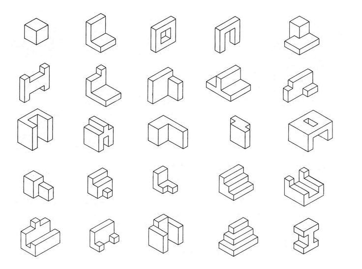 31 best isometric infographic images on Pinterest Abstract, Deko - isometric dot paper