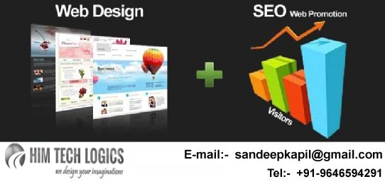 Web Design in Chandigarh - Software Development Mohali - SEO Companies Chandigarh - Him Tech Logics: Chandigarh Designer Companies - Him Tech Logics