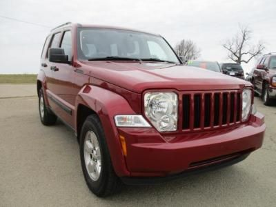 2012 Jeep Liberty Sport For Sale In Galena | Cars.com