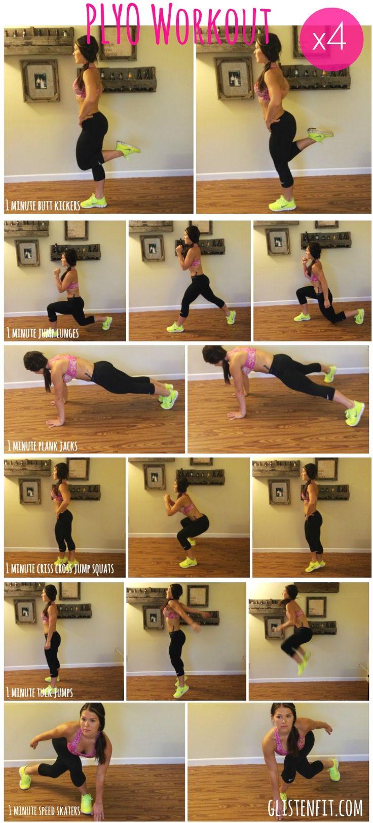 Plyo Workout