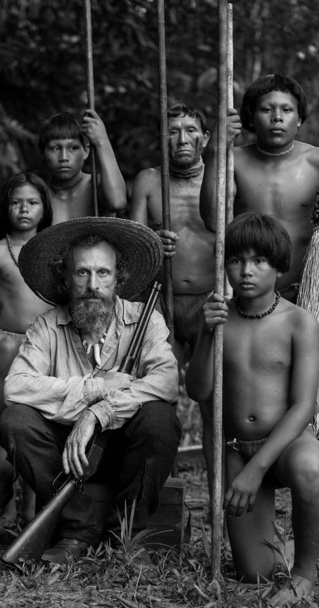 "Embrace of the Serpent (2015)  ""El abrazo de la serpiente"" (original title) 125 min  