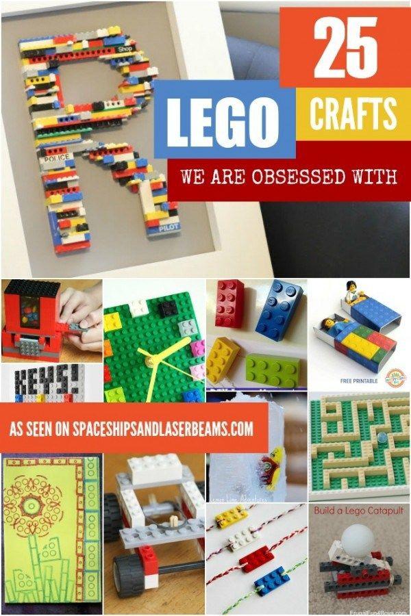 25 lego-crafts