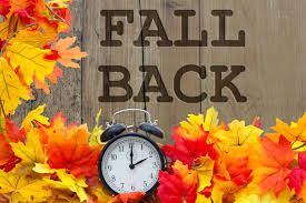 Image result for 2015 time change fall back