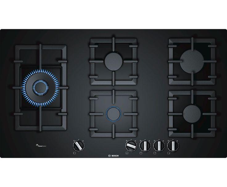 Bosch PPS9A6C90N Gaskookplaat- 90 cm breed