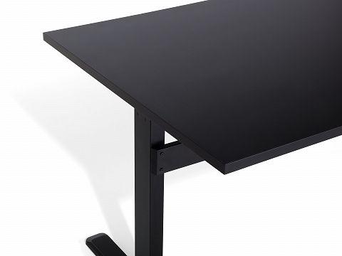 Schreibtisch Schwarz   Bürotisch 180x90 Cm   Arbeitstisch Elektrisch  Höhenverstellbar   LIFT_672551