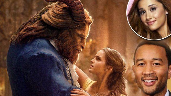 Beauty and the Beast - Ariana Grande dan John Legend Kolaborasi Nyanyikan Lagu Ini di Live-Action