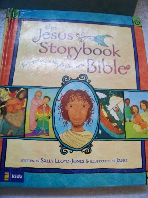 Reigning it in: The Jesus Storybook Bible by Sally Lloyd-Jones This blog has a lot of simple activities and hymns/songs to use with preschoolers.