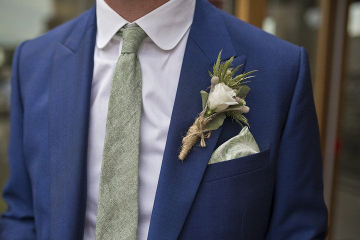 Janine and Rick's Homemade Wedding With a Jenny Packham Dress. By Mark Tattersall