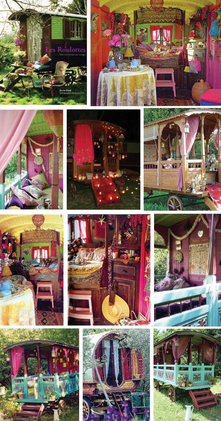 The Ink House: Gypsy Caravan