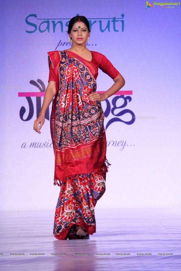 Patola Gaurang Shah Pinned by Sujayita