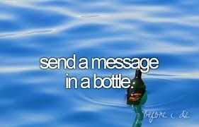 :) I have always wanted to do this but then I think about how polluted the ocean is and I question it.