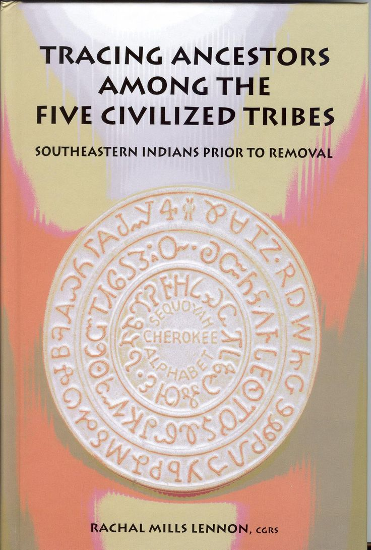 A book designed to eliminate speculation and help you determine the truth about your links to the Cherokees, Choctaws, Chickasaws, Creeks, or Seminoles.  It focuses on the toughest period to research, the century or so prior to the removal of the Southeastern nations to Indian Territory (the point at which records were regularly maintained). It provides the cultural, genealogical and historical background needed to turn family stories into proved lineages.  And it outlines a method of…