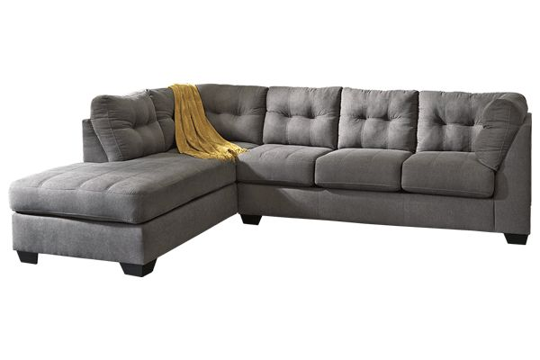 Ashley furniture laf corner chaise sofa maier series for Ashley furniture chaise lounge prices