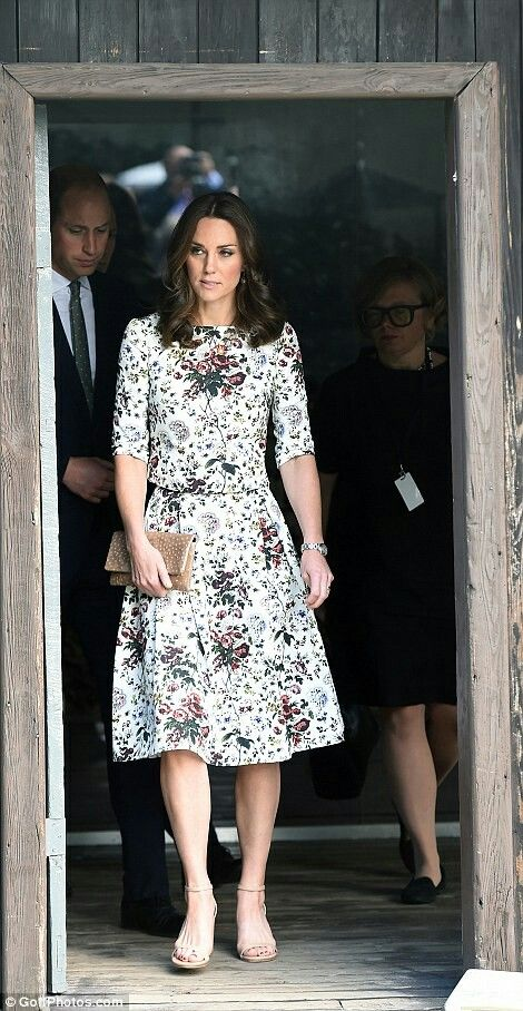 July 18th, 2017 - In addition to seeing the gas chamber, the Duke and Duchess saw residential barracks and the crematorium.