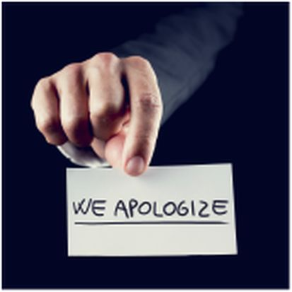 Use these sample apology letters to customer complaints as templates for your formal notification.