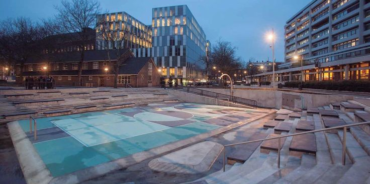 public space: Rules European Prize for Urban Public Space 2014