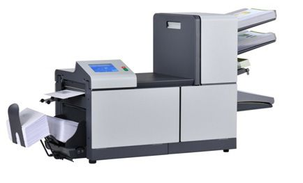 Nuova Imbustatrice Neopost DS-63 con schermo touch screen. #Top_Partners
