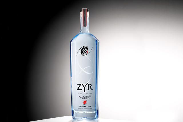 Explore 10 Fantastic Brands of Vodka from Around the World: Zyr Vodka - Wheat and Rye Vodka from Russia