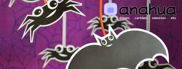 Anahua Cartões e Festas | Festa Digital, Cartões pessoais, convites e decoração de festas, montagem de álbuns (scrapdigital)