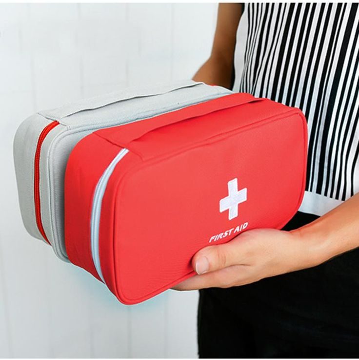 Fashionable Home Travel Portable Medical Emergency Package First Aid Kit To Receive Large Medical Bag 2016 Hot Emergency Kits #CLICK! #clothing, #shoes, #jewelry, #women, #men, #hats, #watches