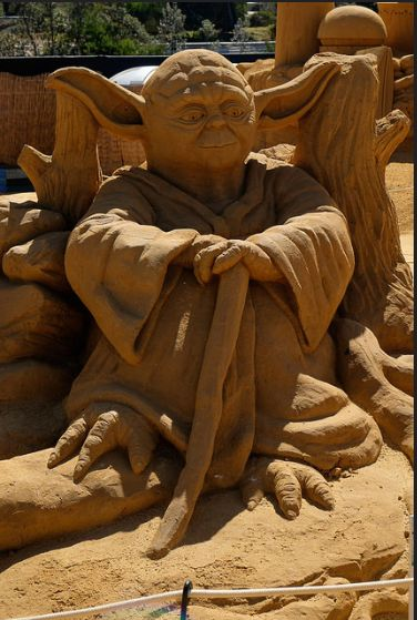 Sand Sculpting Australia At Frankston Waterfront
