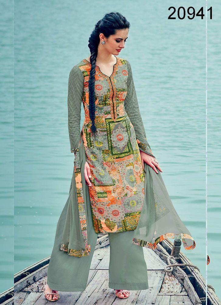 Bollywood New Salwar Suit Dress Designer Kameez Ethnic Indian Anarkali Pakistani