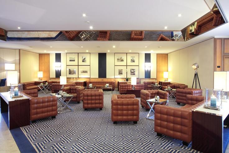 ampi spazi allo #starhotels #president #genova