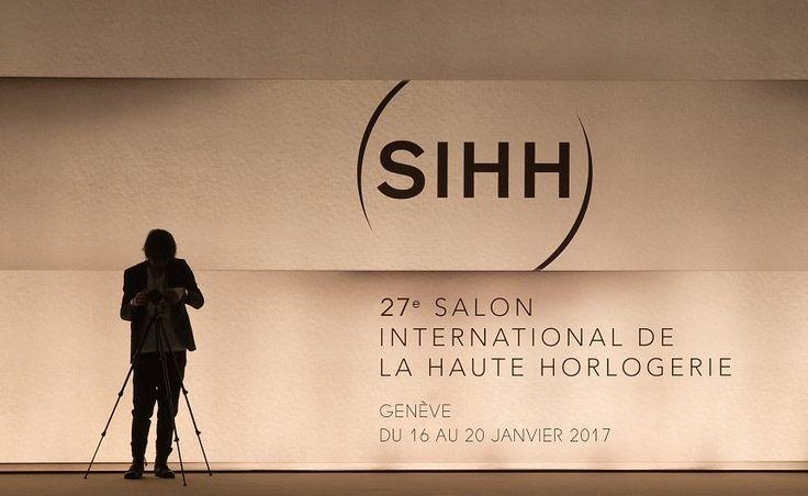 Salão Internacional de Alta Relojoaria de Genebra – Suíça 2017 (Salon International de la Haute Horlogerie – SIHH) Genève 2017