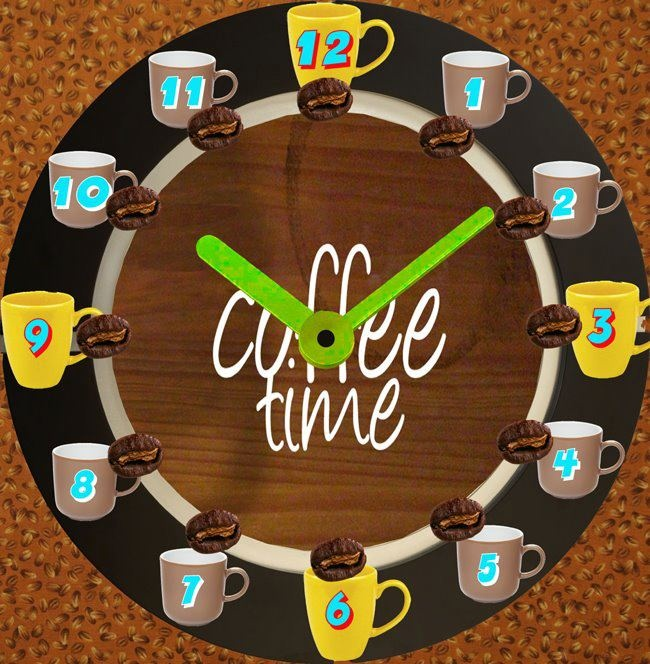 :) Coffee Time all the time!...:)