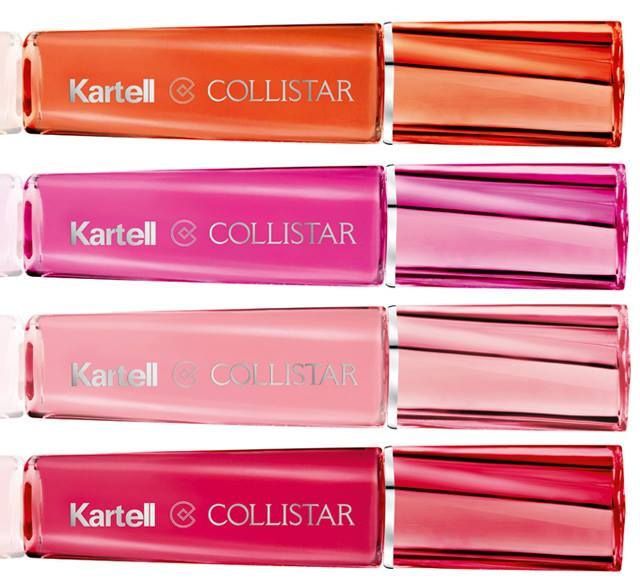 Collistar Transparency Spring 2015 Collection