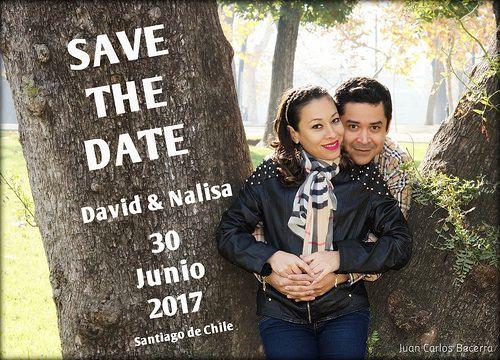 Save The Date   por JuanCarlosBecerra