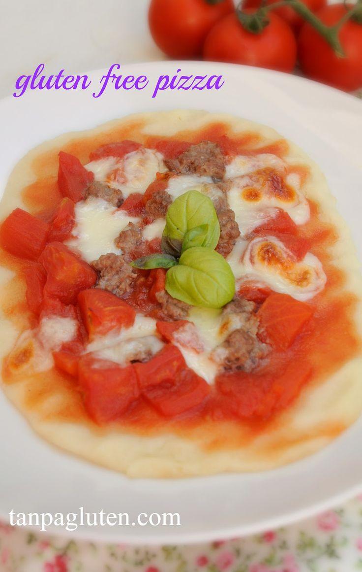 resep bebas gluten: Pizza tanpa gluten