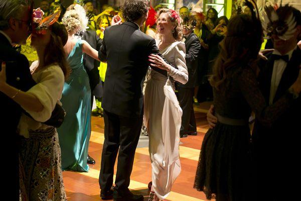 Baile de máscaras que culminó la fiesta