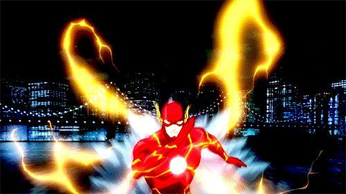 Flash | flashpoint paradox